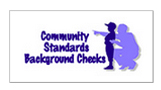 Community Standards Background Checks