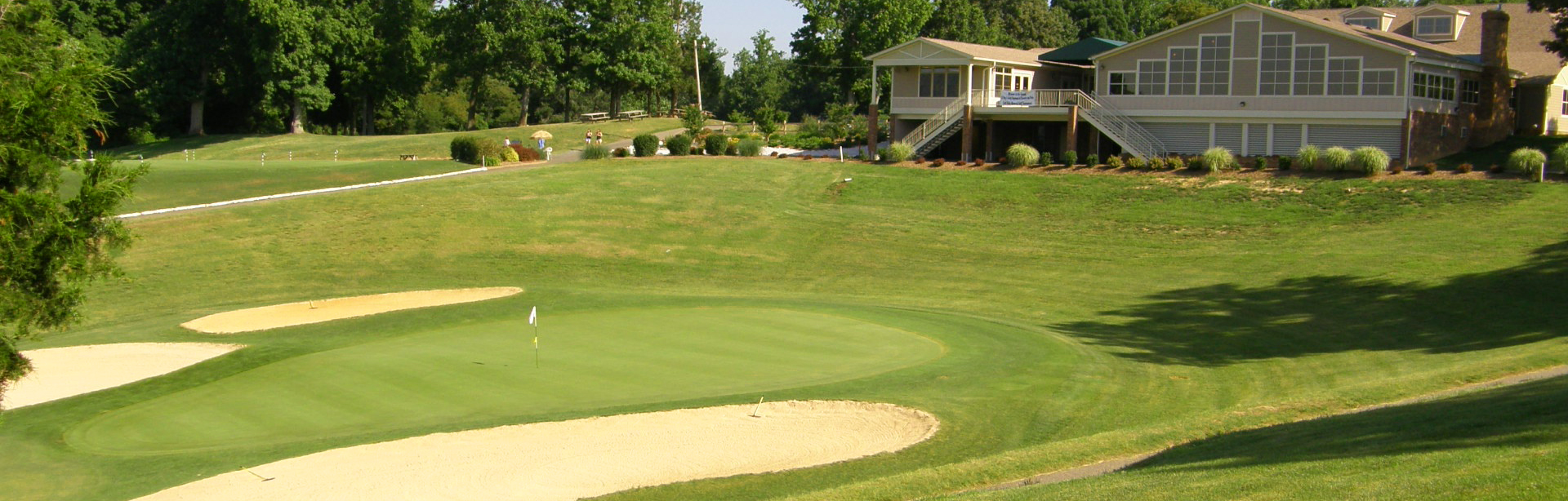 Wicomico Shores Golf Back Course